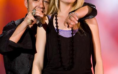 Eric Lapointe et Annie Villeneuve