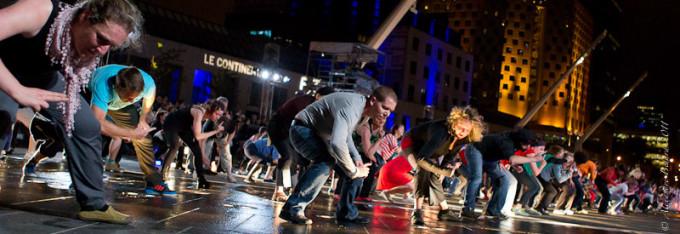Continental XL de Sylvain Émard à la place des festivals le 26 mai 2011