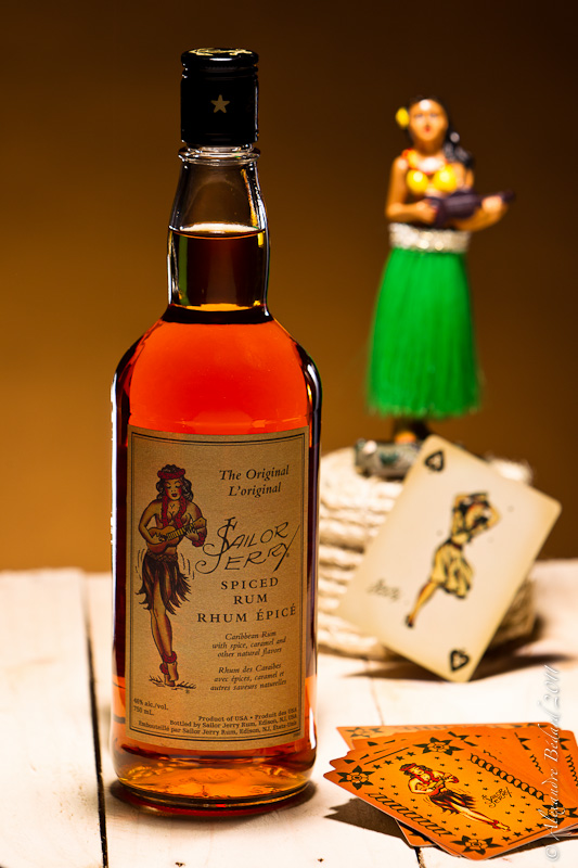 sailor jerry spiced rhum