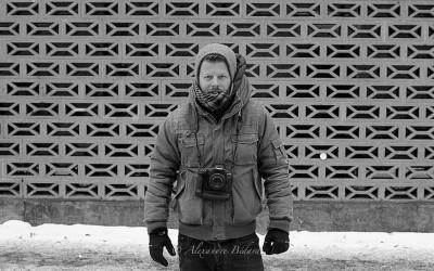 Dominick Gravel, photographe de grand talent
