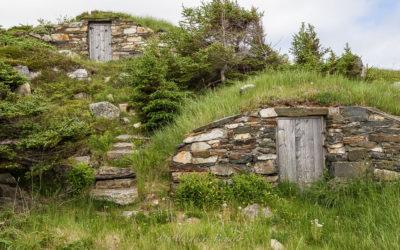 Voyage Terre-Neuve jour 5, Elliston, puffins et Trinity east, Skerwink Trail