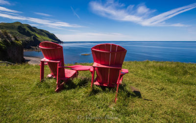 Voyage Terre-Neuve, Parc National de Gros-Morne, Randonnée Green Gardens