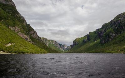 Voyage Terre-Neuve, Parc National de Gros-Morne, Randonnée Western Brook Pond